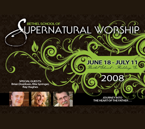 School of Worship June 2008 Graduation DVD by