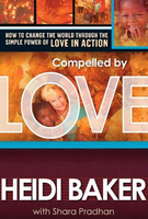 Compelled By Love by Rolland and Heidi Baker