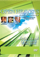 Open Heavens October 18-20, 2006 Complete Set by