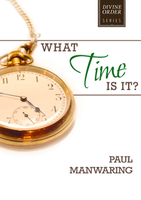 What Time Is It? by Paul Manwaring
