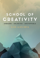 School of Creativity April 2014 Complete Set by Theresa Dedmon, Darren Wilson, Paul Manwaring, and Shawn Bolz