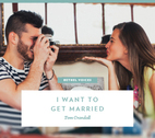 I Want to Get Married by Tom Crandall