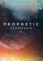 Bethel Prophetic Conference February 2015 by Kris Vallotton, Leif Hetland, and Shawn Bolz