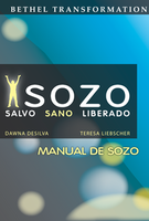 Manual de Sozo (Sozo Manual - Spanish) by Dawna De Silva and Teresa Liebscher