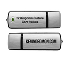 12 Kingdom Culture Core Values by Kevin Dedmon