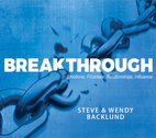 Breakthrough  by Steve Backlund