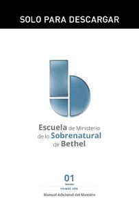 Manual del Maestro del 1er Año Adicionales (PDF) by School Planting  & Development Team