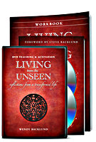 Living From the Unseen by Wendy Backlund