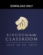 Kingdom in the Classroom by Aaron Hayes, Janine Mason, Kris Vallotton, Seth Dahl, Steve Backlund, and Wendy Backlund