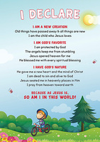 Bethel Kids Declaration #2 Poster by Seth Dahl