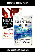 Healing Book Bundle by Bill Johnson and Randy Clark