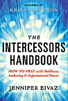 The Intercessors Handbook by Jennifer Eivaz