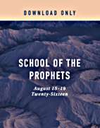 School of the Prophets August 2016 by Kris Vallotton, Dan McCollam, Ben Armstrong, and Havilah Cunnington