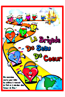 Heart Bucket Brigade - French by Mike Seth