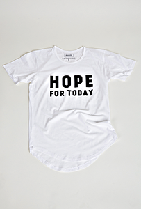 Hope for Today Tee by BSSM