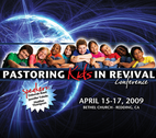 Pastoring Kids in Revival April 2009 Complete Set by