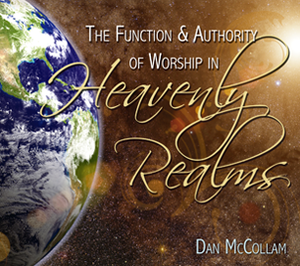 Heavenly Realms by Dan McCollam