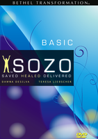 Sozo Basic  Saved, Healed & Delivered by Dawna De Silva and Teresa Liebscher