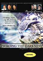 Piercing the Darkness February 2010 Complete Set - Twin View Campus by