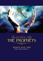 Bethel School of the Prophets August 2010 Complete Set by Dan McCollam and Kris Vallotton