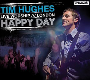 Happy Day (CD + DVD) by Tim Hughes