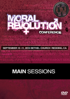 Moral Revolution September 2010 Complete Set - Sanctuary Sessions by