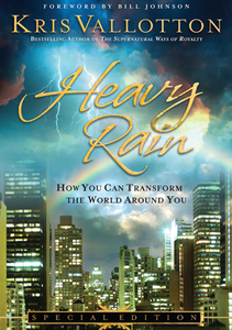 Heavy Rain Special Edition - Hardback by Kris Vallotton