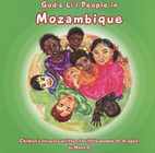 God's Li'l People in Mozambique by Mama G.
