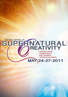 Bethel School of Supernatural Creativity May 2011 Complete Set by