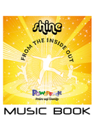 Shine Music Book by Heather Thompson