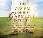The Hem of His Garment June 2011 by
