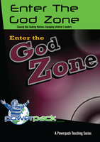 Enter the God Zone by Heather Thompson
