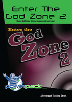 Enter the God Zone 2 by Heather Thompson