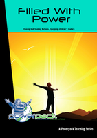 Filled With Power by Heather Thompson