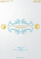 Anthology: A School of Healing and Impartation January 2012 by Randy Clark and Bill Johnson