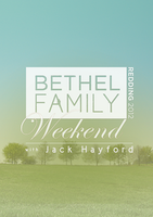 Bethel Family Conference March 2012 Complete Set by Jack Hayford