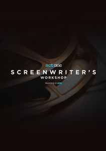 Act One Screenwriter's Workshop March 2012 Complete Set by
