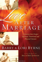 Love After Marriage  Book - [Hardcover] by Lori Byrne and Barry Byrne