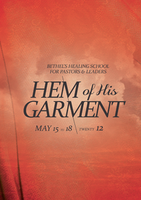 The Hem of His Garment May 2012 MP3 CD by