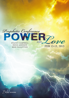 Power and Love February 2013 Complete Set by