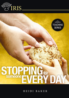 Stopping for Someone Every Day! by Rolland & Heidi Baker