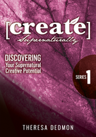 Create Supernaturally - Series 1 by Theresa Dedmon