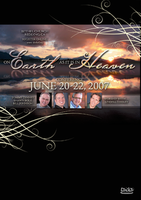 On Earth As It Is In Heaven June 2007 Complete Set by