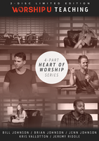 Heart of Worship Series by Bethel Music