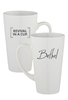 Revival in a Cup - Latte Mug by