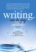 Writing Unto the Glory June 2013 Complete Set by