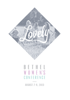 Lovely Women's Conference August 2013 Complete Set by