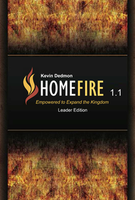 HomeFire Curriculum Leader Edition Manual by Kevin Dedmon